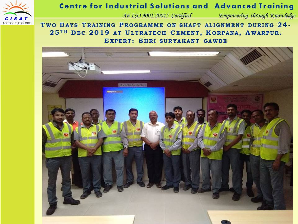 Centre For Industrial Solutions and Advanced Training