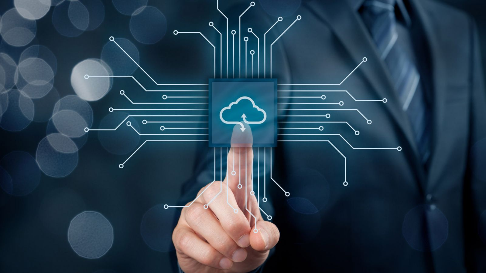 Software development with Cloud Computing